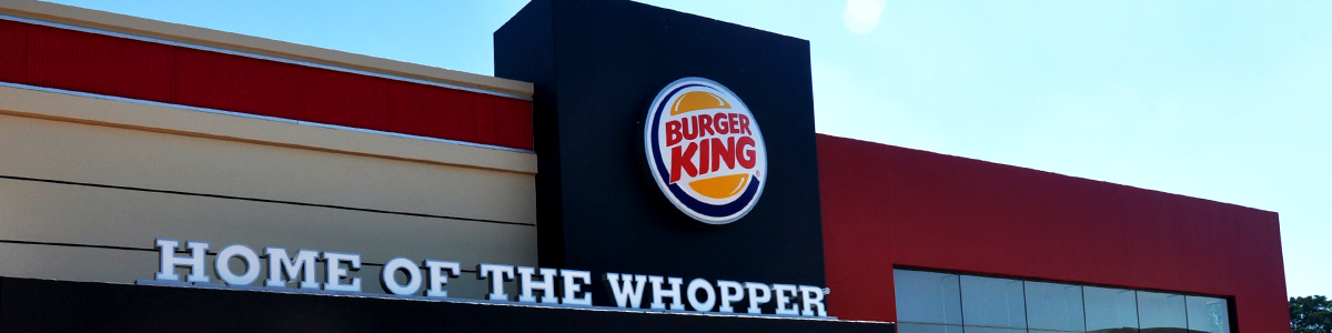 Now it's Burger King that opts for Light Steel Frame Building