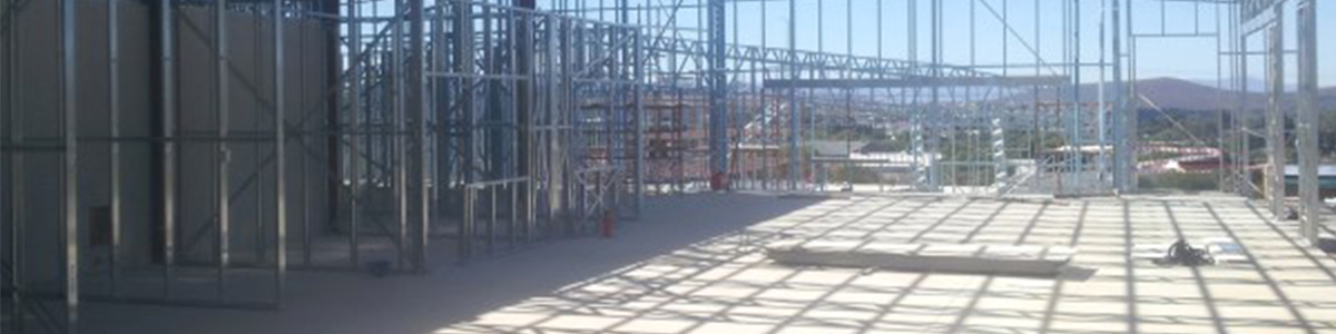 Delta Motors supports Light Steel Frame Building